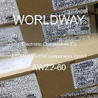 AWZ2-60 - ASSMANN WSW components GmbH - Electronic Components ICs