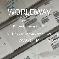 AWZ2-64 - ASSMANN WSW components GmbH - Electronic Components ICs