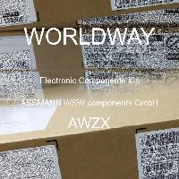 AWZX - ASSMANN WSW components GmbH - Electronic Components ICs