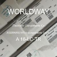 A 16-LC-TR - ASSMANN WSW components GmbH - Electronic Components ICs