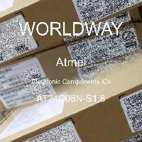 AT24C08N-S1.8 - Atmel - Electronic Components ICs
