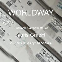 O-  3,686400M-AQO 14-50-5,0-A - auris GmbH - Electronic Components ICs