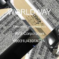 06031U430FAT2A. - AVX Corporation - Circuiti integrati componenti elettronici