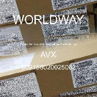 009158020025062 - AVX Corporation - Papan ke Papan & Konektor Mezzanine