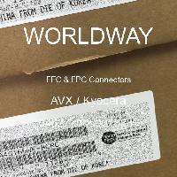 046277005001883+ - AVX Corporation - FFCおよびFPCコネクタ