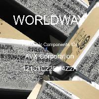 12101C225M4Z2A - AVX Corporation