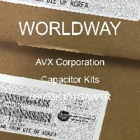 08053K101GAWTR - AVX Corporation - Capacitor Kits