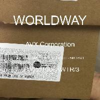 08055J100FAWTR\3 - AVX Corporation - Capacitores de cerâmica multicamada MLCC - SM