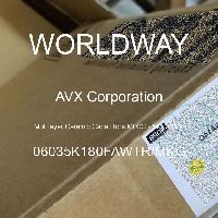 06035K180FAWTR\MKG - AVX Corporation - Condensateurs céramique multicouches MLCC - S