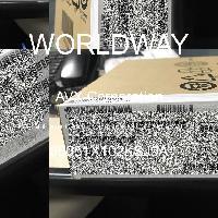 08051X102KSJ9A - AVX Corporation - Capacitores cerámicos de capas múltiples (MLC