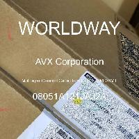 08051A121JAJ2A - AVX Corporation - 積層セラミックコンデンサMLCC-SMD / SMT