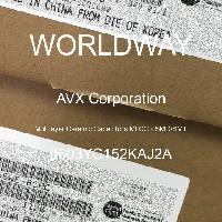 0603YC152KAJ2A - AVX Corporation - Kapasitor Keramik Multilayer MLCC - SMD / SMT