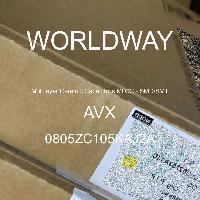 0805ZC105KAJ2A - AVX Corporation - 다층 세라믹 커패시터 MLCC-SMD / SMT