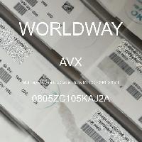 0805ZC105KAJ2A - AVX Corporation - 積層セラミックコンデンサMLCC-SMD / SMT
