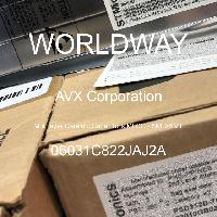 06031C822JAJ2A - AVX Corporation - 다층 세라믹 커패시터 MLCC-SMD / SMT
