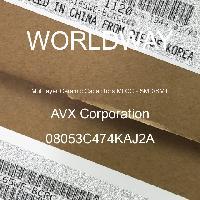 08053C474KAJ2A - AVX Corporation - Kapasitor Keramik Multilayer MLCC - SMD / SMT