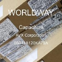 05041A120KA79A - AVX Corporation - Capacitores