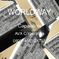 06031A101GAT9A - AVX Corporation - Capacitores