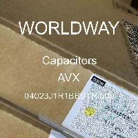 04023J1R1BBSTR/500 - AVX Corporation - Capacitores