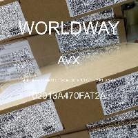 02013A470FAT2A - AVX Corporation - Condensateurs céramique multicouches MLCC - S