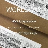 0805ZC105KA76N - AVX Corporation - Multilayer Ceramic Capacitors MLCC - SMD/SMT