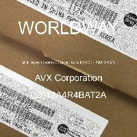 02013A4R4BAT2A - AVX Corporation - Condensateurs céramique multicouches MLCC - S