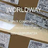 02013A3R2BAT2A - AVX Corporation - Condensateurs céramique multicouches MLCC - S