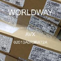 02013A0R3BAT2A - AVX Corporation - Condensateurs céramique multicouches MLCC - S