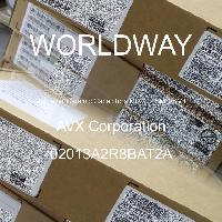 02013A2R8BAT2A - AVX Corporation - Condensateurs céramique multicouches MLCC - S