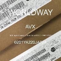 0201YA220JAT2A - AVX Corporation - Condensateurs céramique multicouches MLCC - S