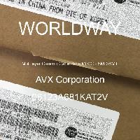 06123A681KAT2V - AVX Corporation - Multilayer Ceramic Capacitors MLCC - SMD/SMT