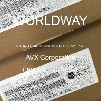 06035A100CAJ2A - AVX Corporation - Condensateurs céramique multicouches MLCC - S