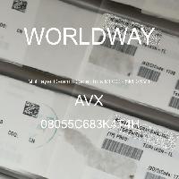 08055C683K4T4H - AVX Corporation - Condensateurs céramique multicouches MLCC - S