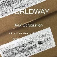 02015A1R8CAT2A - AVX Corporation - Condensateurs céramique multicouches MLCC - S