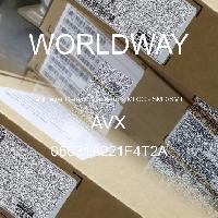 06031A221F4T2A - AVX Corporation - Condensateurs céramique multicouches MLCC - S
