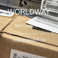 02015C680KAT2A - AVX Corporation - Condensateurs céramique multicouches MLCC - S