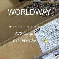 01016D103MAT2A - AVX Corporation - Condensateurs céramique multicouches MLCC - S