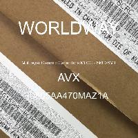 0805AA470MAZ1A - AVX Corporation - Condensateurs céramique multicouches MLCC - S