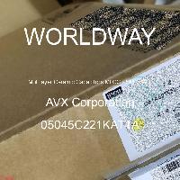 05045C221KAT1A - AVX Corporation - Multilayer Ceramic Capacitors MLCC - SMD/SMT