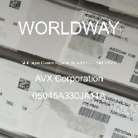 05045A330JA11A - AVX Corporation - Multilayer Ceramic Capacitors MLCC - SMD/SMT