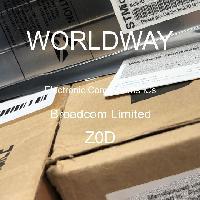 Z0D - Broadcom Limited - 電子部品IC