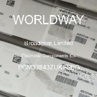 BCM33843ZUKFSBG - Broadcom Limited - 電子部品IC