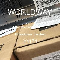Y1171 - Broadcom Limited - 電子部品IC