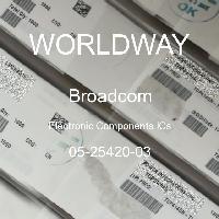 05-25420-03 - Broadcom Limited - 電子部品IC
