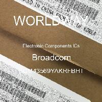 BCM43569YAKRFBHT - Broadcom Limited