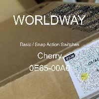 0E65-00A0 - Cherry - ベーシック/スナップアクションスイッチ