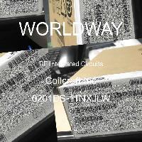 0201DS-11NXJLW - Coilcraft Inc - RF 집적 회로