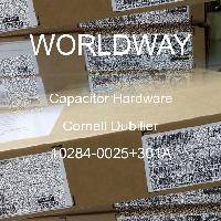 10284-0025+301A - Cornell Dubilier - Kondensator-Hardware