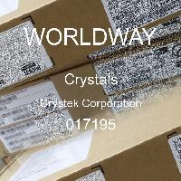 017195 - Crystek Corporation - クリスタル