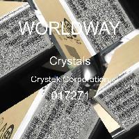 017271 - Crystek Corporation - クリスタル